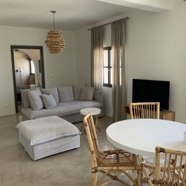 Villa Beltramo living room